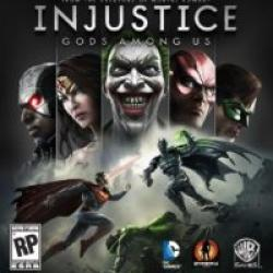 Injustice Gods Among Us системные требования