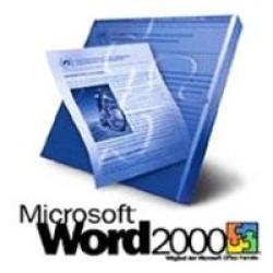 Системные требования MS Word 2000