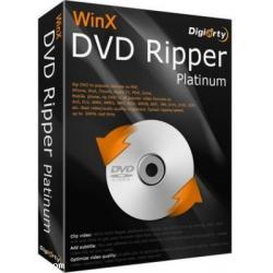 Системные требования WinX DVD Ripper