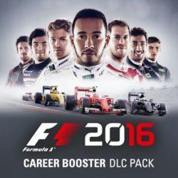 Системные требования F1 2016