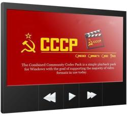 Системные требования Combined Community Codec Pack