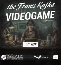 Системные требования The Franz Kafka Videogame