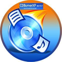 Системные требования CDBurnerXP
