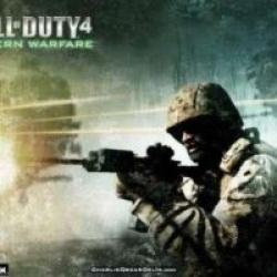 Системные требования Call Of Duty 4: Modern Warfare