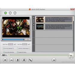 Системные требования WinX DVD Author